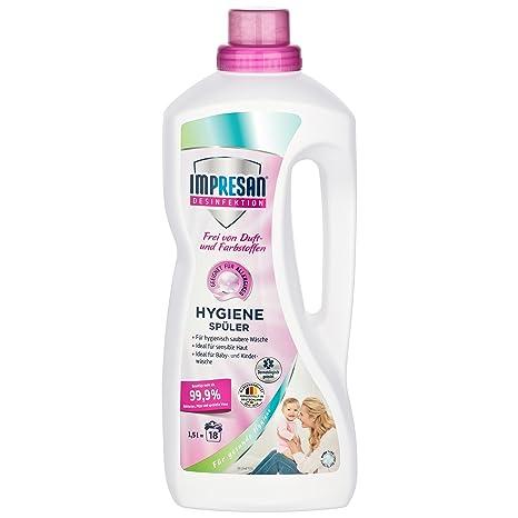 Jabón de higiene sensible de Impresan