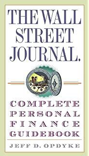 65ff6f0a2e The Wall Street Journal. Complete Personal Finance Guidebook (Wall Street  Journal Guidebooks)