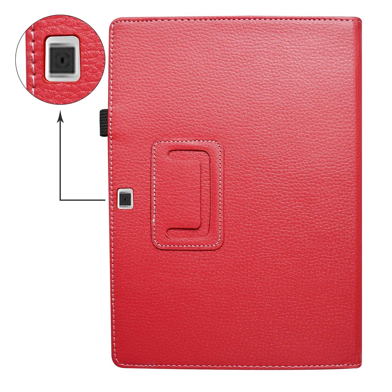 LFDZ ALLDOCUBE X 10.5 inch Custodia Slim Ultra Pelle Sottile e Leggera Cover Case Custodia per 10.5 ALLDOCUBE X 10.5 inch Tablet,Nero