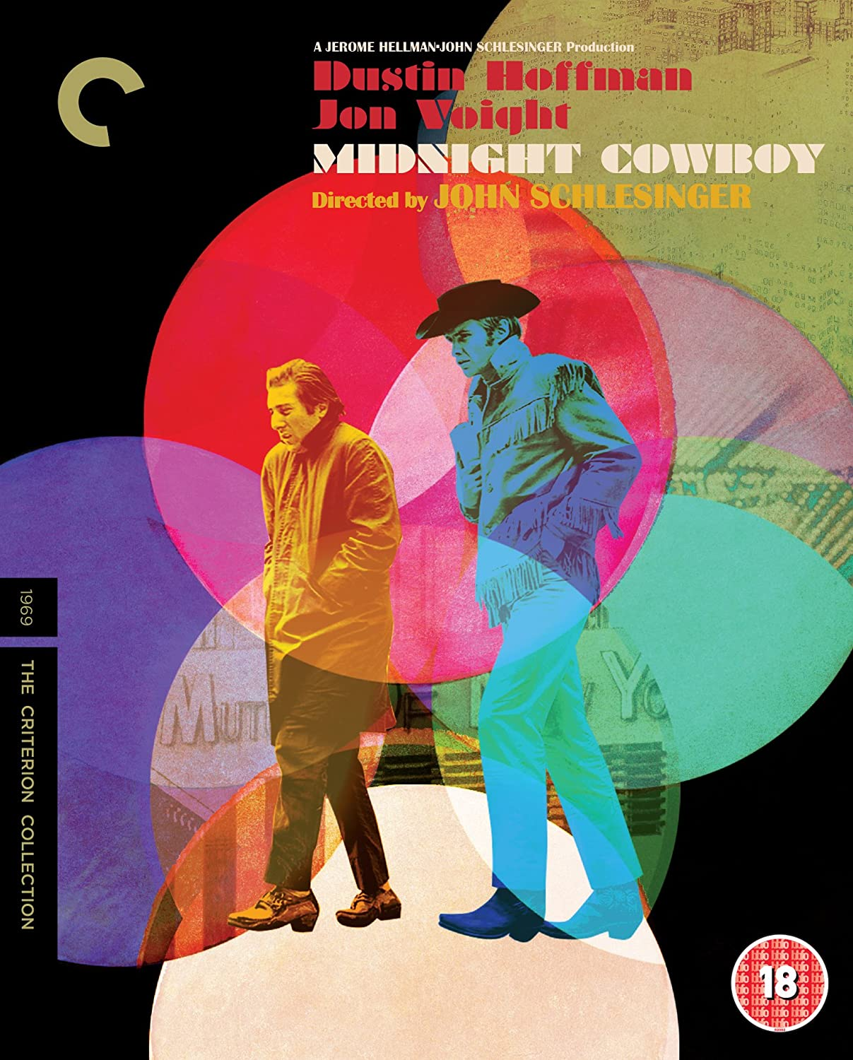 Midnight Cowboy - Poster