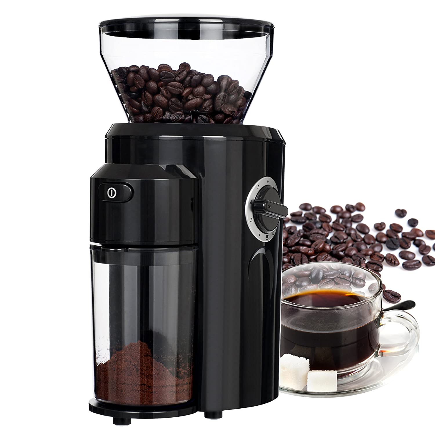 burr coffee grinders
