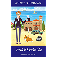 Trouble in Paradise Bay (Paradise Bay Book 1): A Cozy Paranormal Mystery (English Edition)