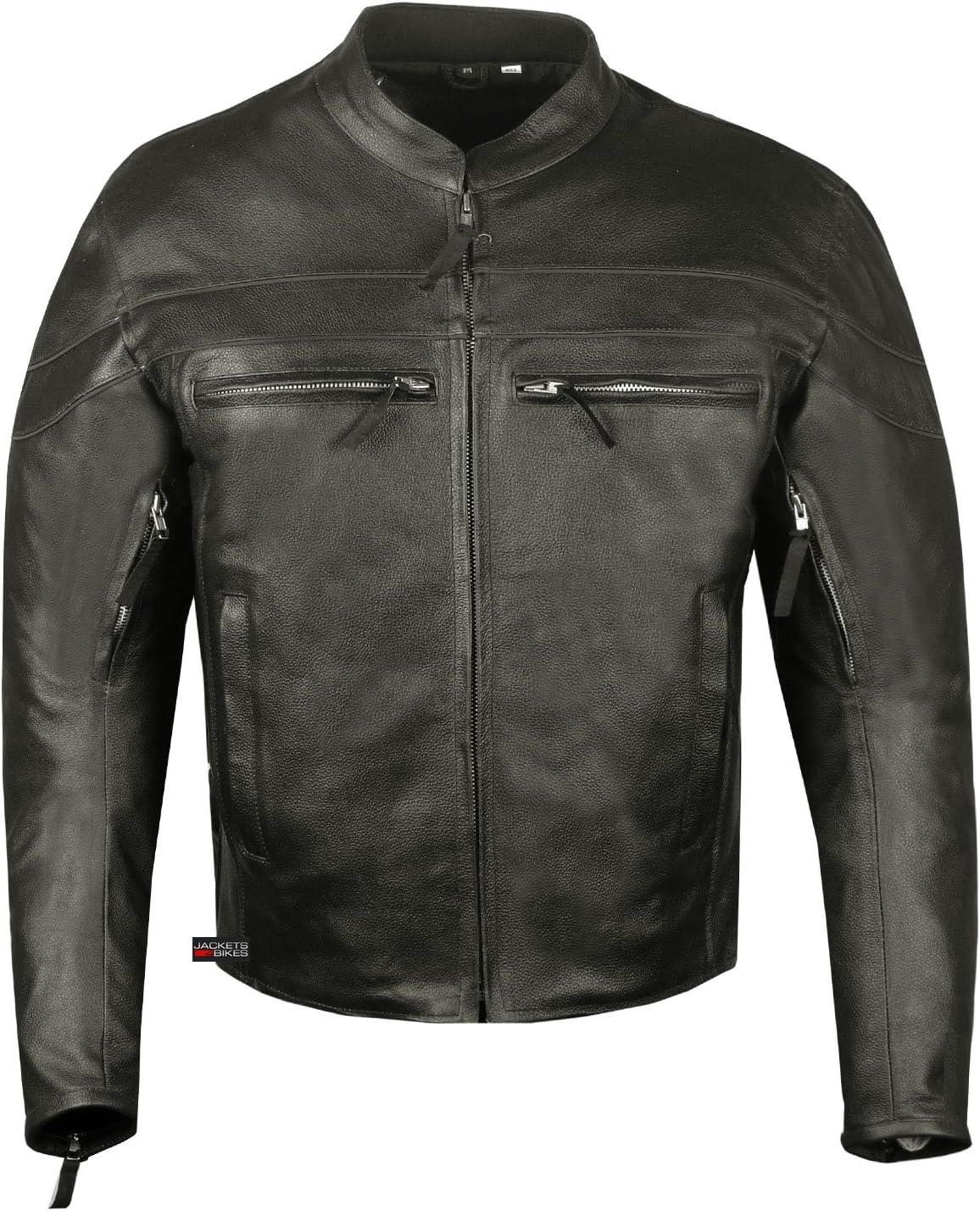 Motorcycle Motorbike vintage Cruiser Retro Biker Sports Premium Leather Jackets