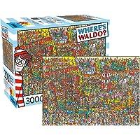 Aquarius Where's Waldo 3,000pc Puzzle