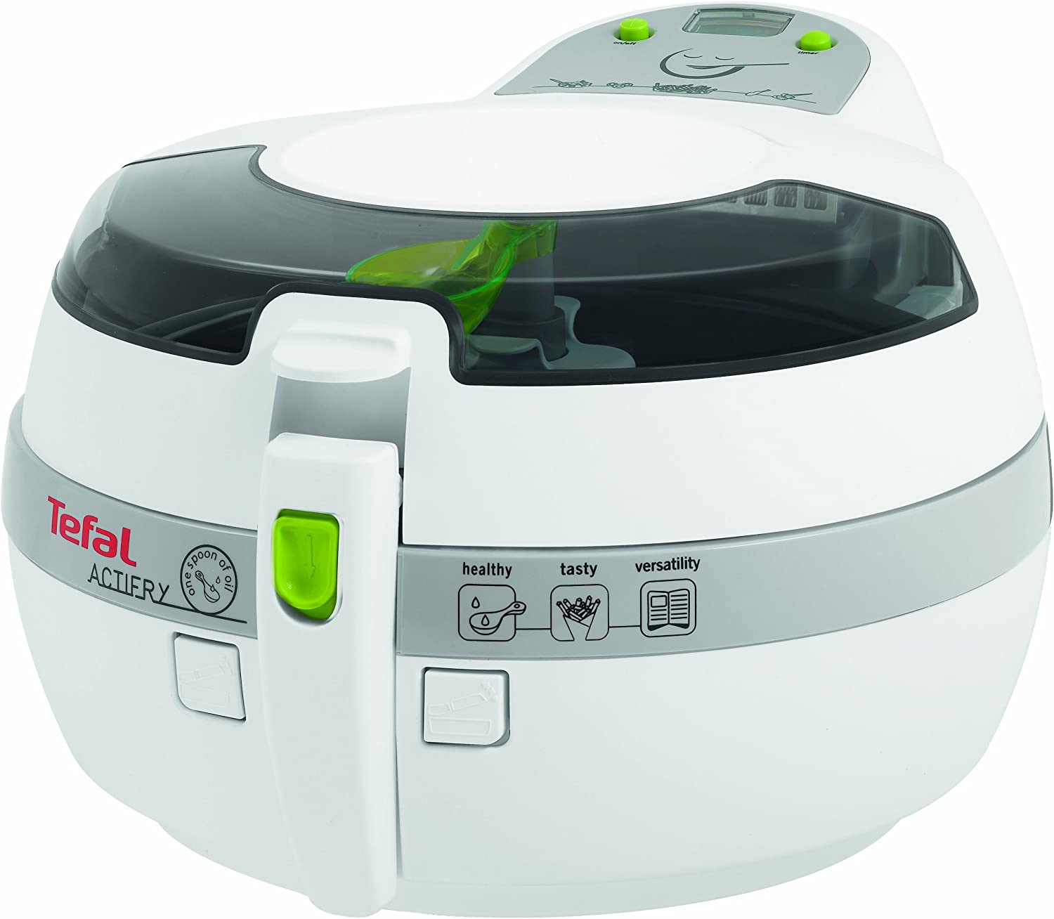 Tefal Actifry Snacking - Freidora, 1400 W: Amazon.es: Hogar