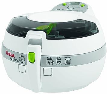 Recetas Robot De Cocina Tefal | Tefal Actifry Snacking Freidora 1400 W Amazon Es Hogar