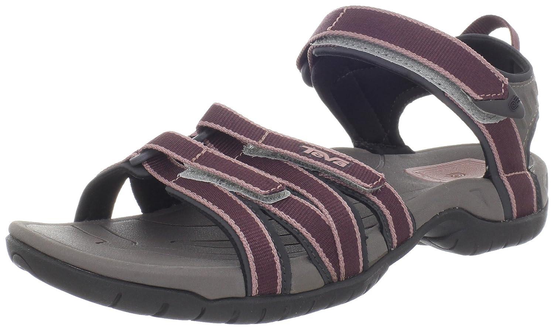 Teva Women's Tirra Athletic Sandal B0085D93B6 5 B(M) US|Decadent Chocolate