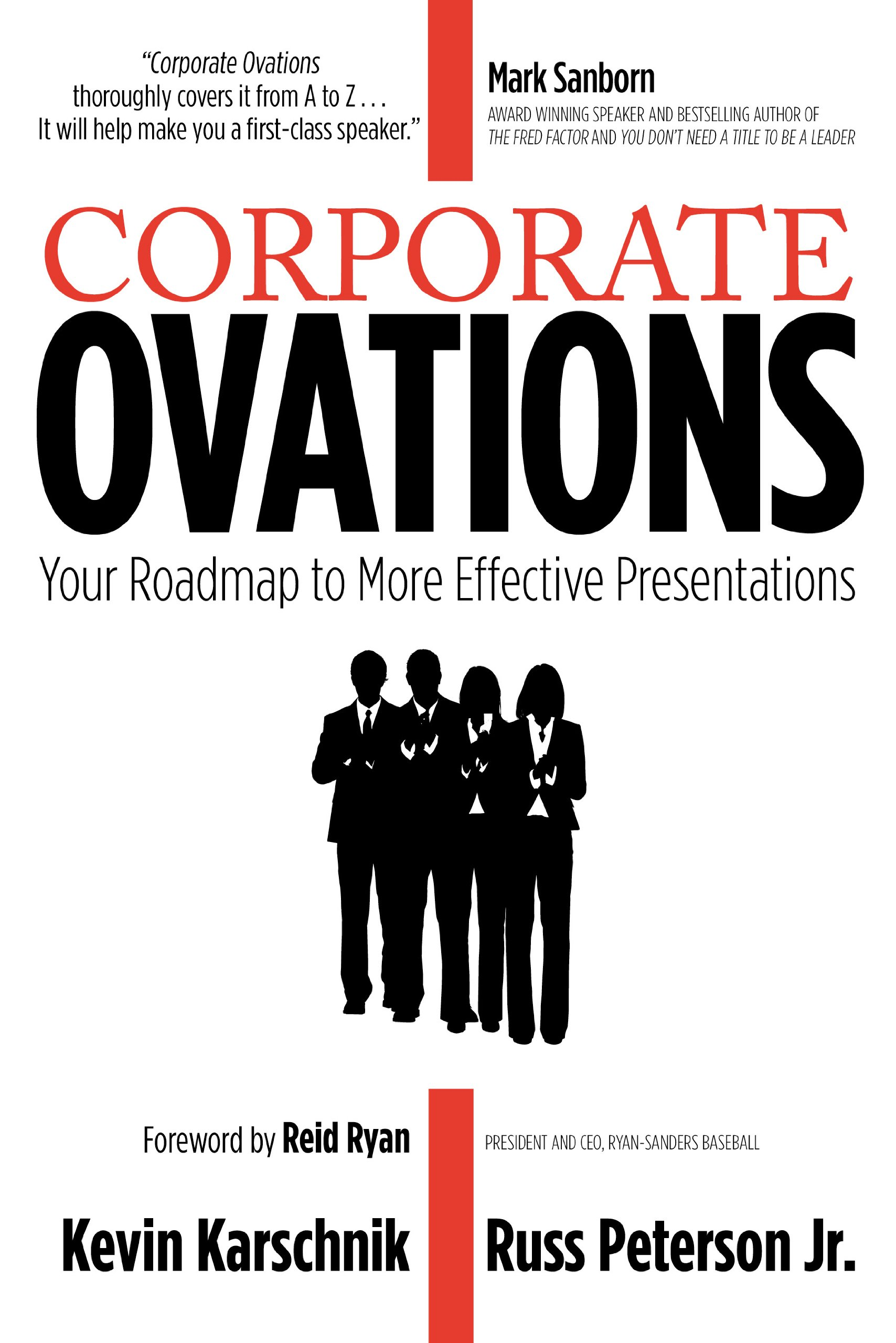 Read Online Corporate Ovations ebook