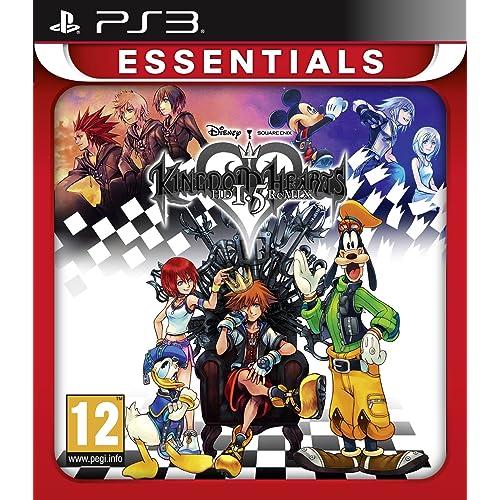 Kingdom Hearts 1.5 Remix Essentials (PS3)