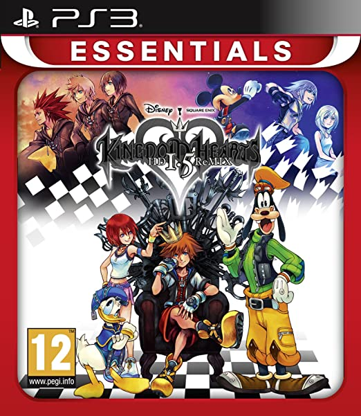47 opinioni per KINGDOM HEARTS HD 1.5 REMIX [ESSENTIALS] PLAYSTATION 3 [Edizione: Regno Unito]