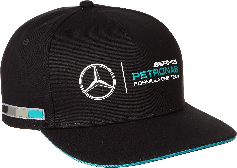 Mercedes AMG Petronas – Gorra para Hombre, Hombre, Color Negro ...