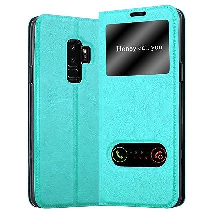 coque samsung s9 plus turquoise