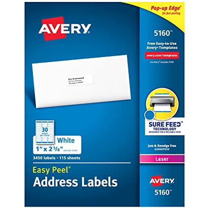 template for avery 5366 file folder labels