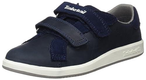 Timberland CA1IWC, Zapatillas con velcro Infantil: Amazon.es: Zapatos y complementos