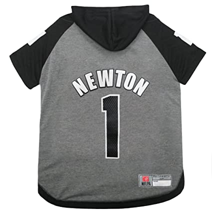 4df94dcc7 NFLPA CAM Newton Hoodie for Dogs   Cats. NFL Carolina Panthers Dog T-Shirt