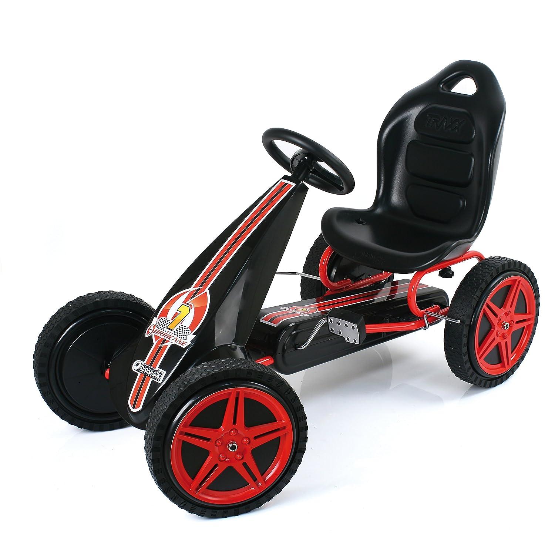 Hauck T90502 Hurricane, Go-Kart, red: Amazon.es: Juguetes y juegos