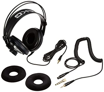 3572df963e5 AKG K141 MKII Professional Semi-Open, On-Ear Studio Headphones ...