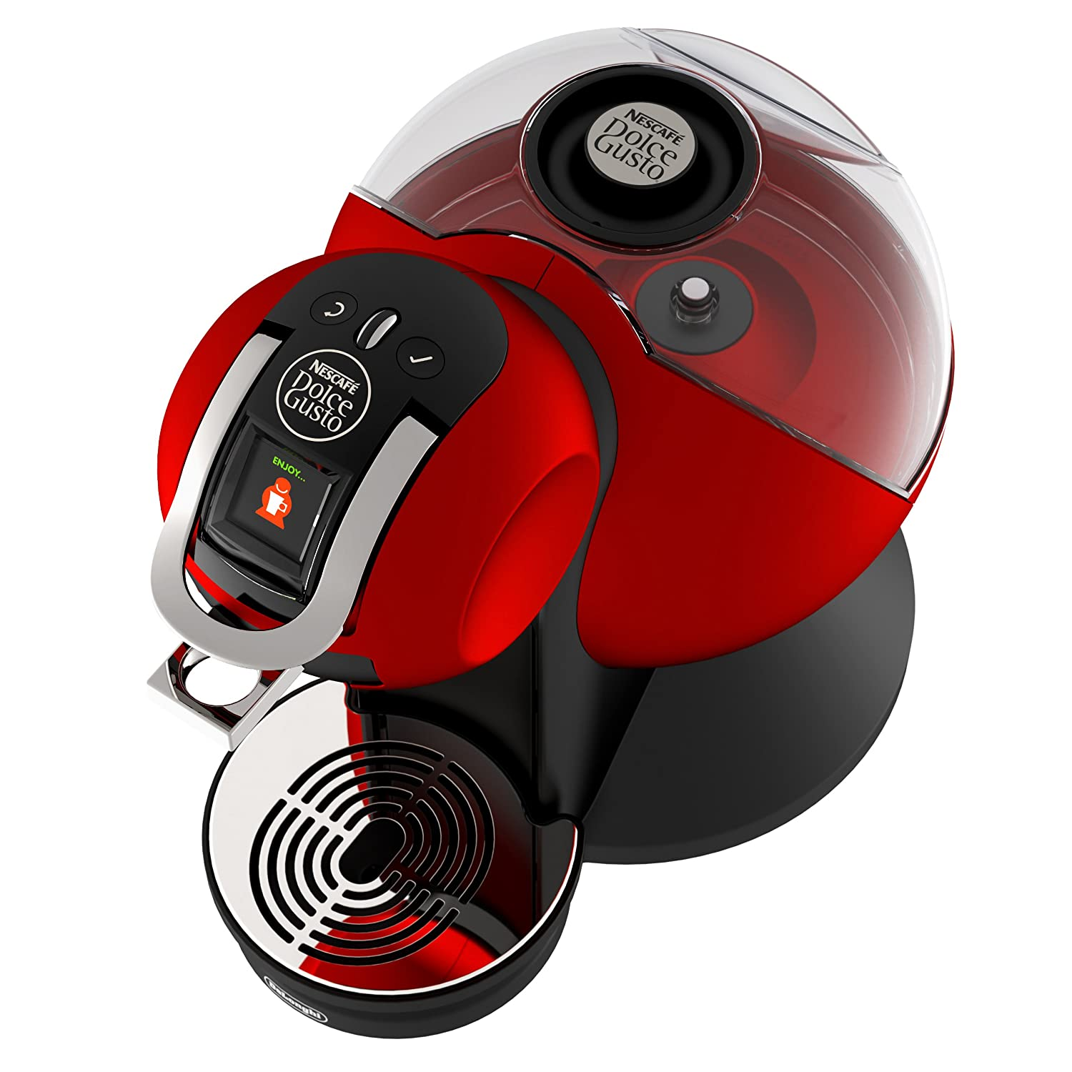 Amazon.com: DeLonghi Nescafe Dolce Gusto Creativa Plus ...