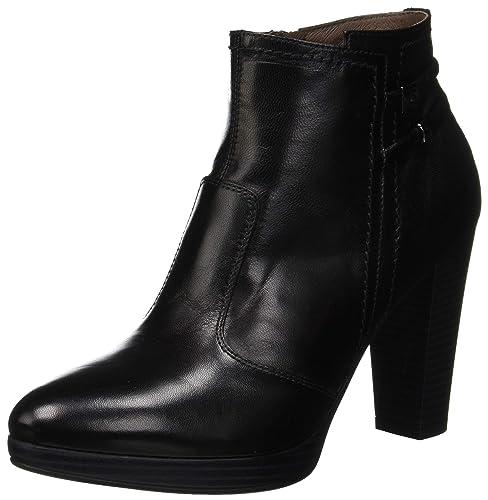Nero Giardini Nappa Pandora, Botines para Mujer: Amazon.es: Zapatos y complementos
