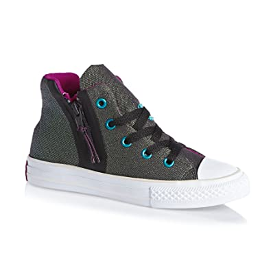 Converse Unisex Kinder Casual, violett: : Schuhe
