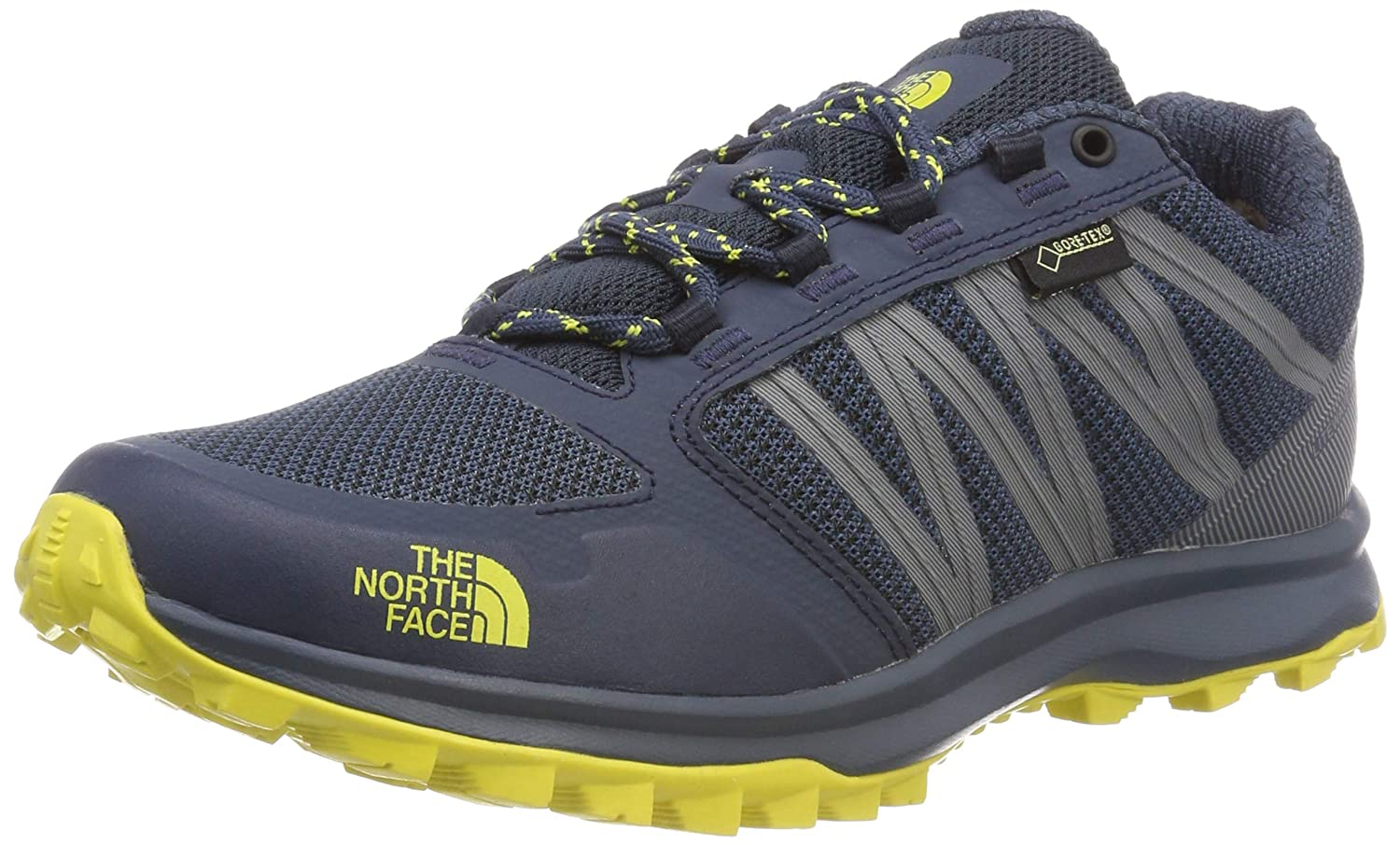 TALLA 41 EU. The North Face Litewave Fastpack Gore-Tex, Zapatillas de Senderismo para Hombre