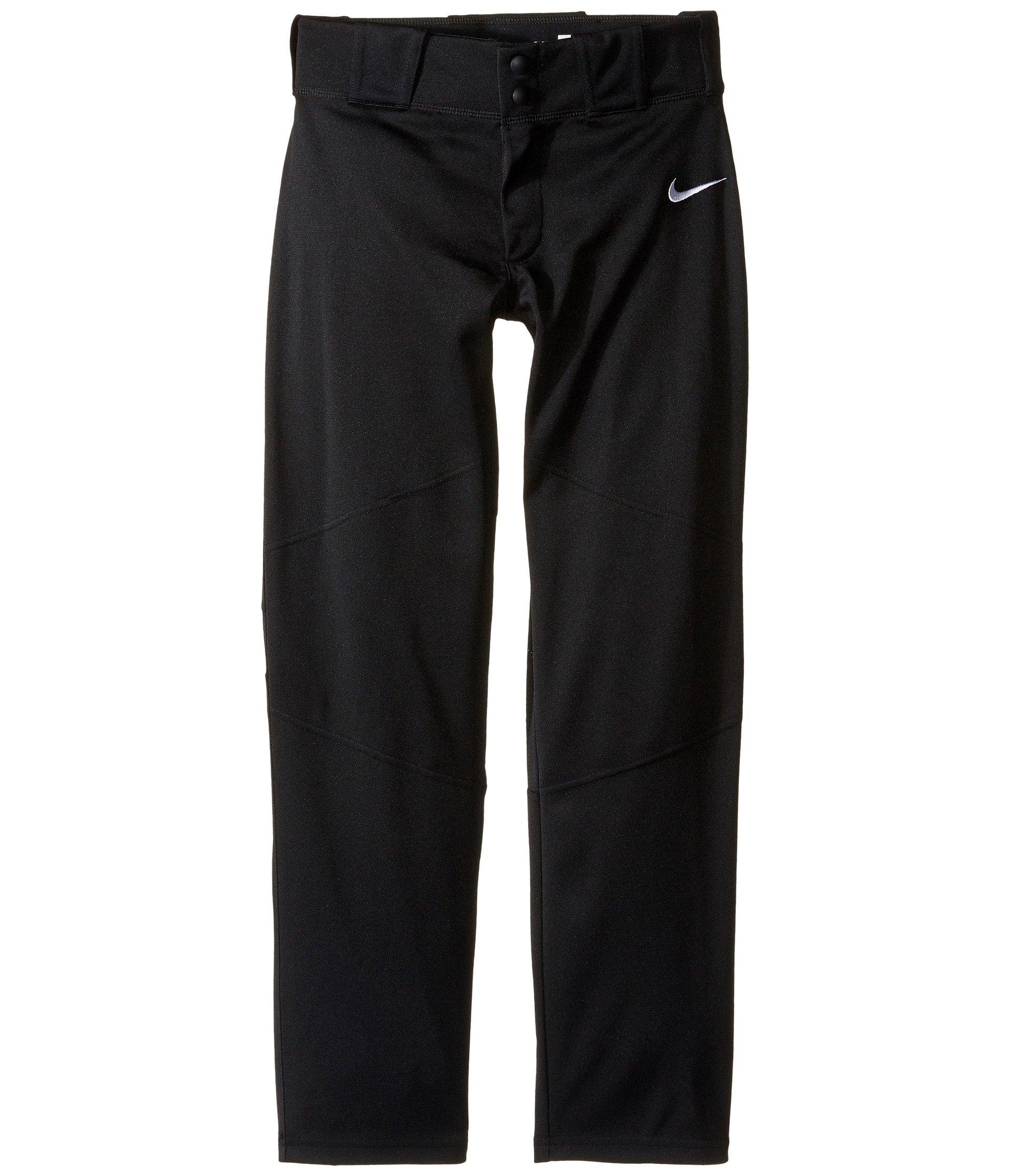 Nike Boys' Pro Vapor Baseball Pants Youth(Black/Small) by Nike