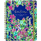Lilly Pulitzer Aug 2016 - December 2017 Daily Agenda Planner, Jumbo, Southern Charm