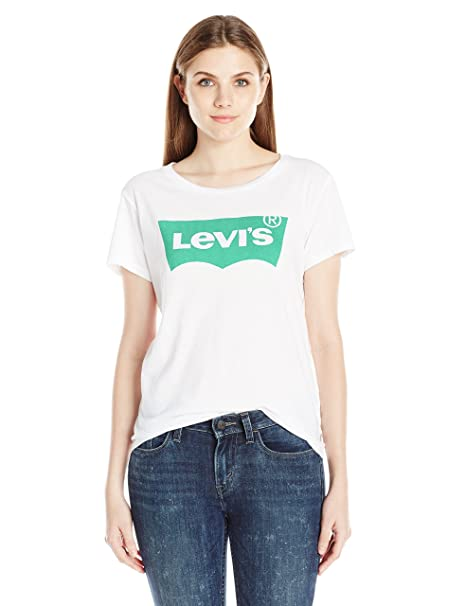 565dd884 Levi's Women's The Perfect Tee: Amazon.ca: Clothing & Accessories