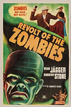 Revolt of the Zombies directed by Victor Halperin