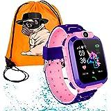 Koopete.Smartwatch niños.Regalo de Mochila.Reloj Inteligente niños ...