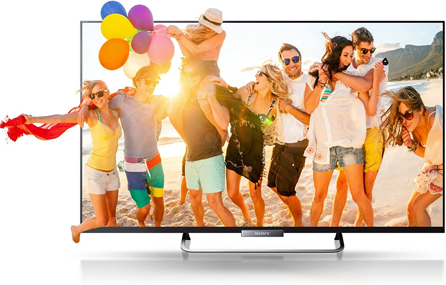 Sony KDL-50W685 - Televisor Edge LED Full HD 3D de 50