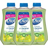 Dial Complete Antibacterial Foaming Hand Wash Refill, Fresh Pear, 32-Ounce Bottles (Pack of 3)
