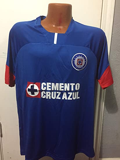Cruz Azul Local Generica Jersey (Small)