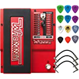 Digitech Whammy 5 Pitch Shift Pedal Bundle with 3 Patch Cables and Dunlop Variety Pick Pack