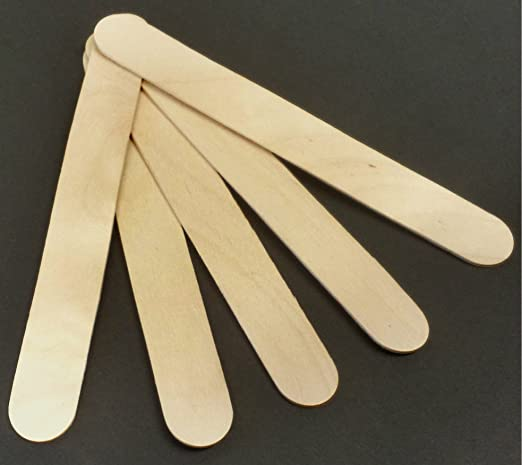 200 148 mm palos de helado para manualidades de madera ...