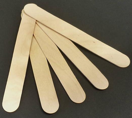 200 148 mm palos de helado para manualidades de madera Š ...