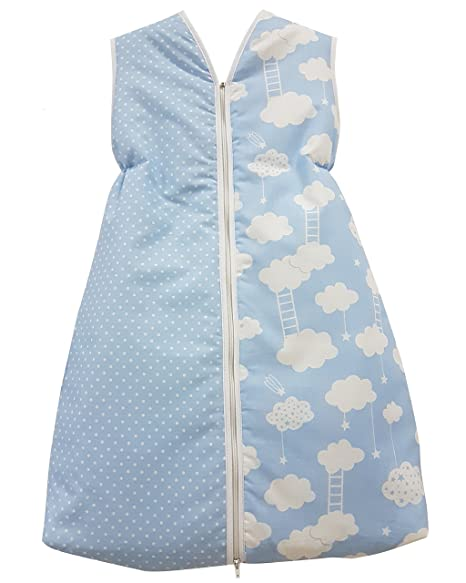 babymajawelt® – Saco de dormir para bebé Manta Saco de dormir Talla 68,74
