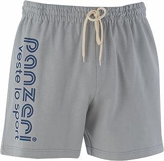 panzeri - Pantalón Deportivo - para Hombre Gris Grey - Navy M