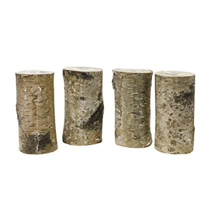 Amazon Walnut Hollow White Birch Pillars For Home Decor Accent