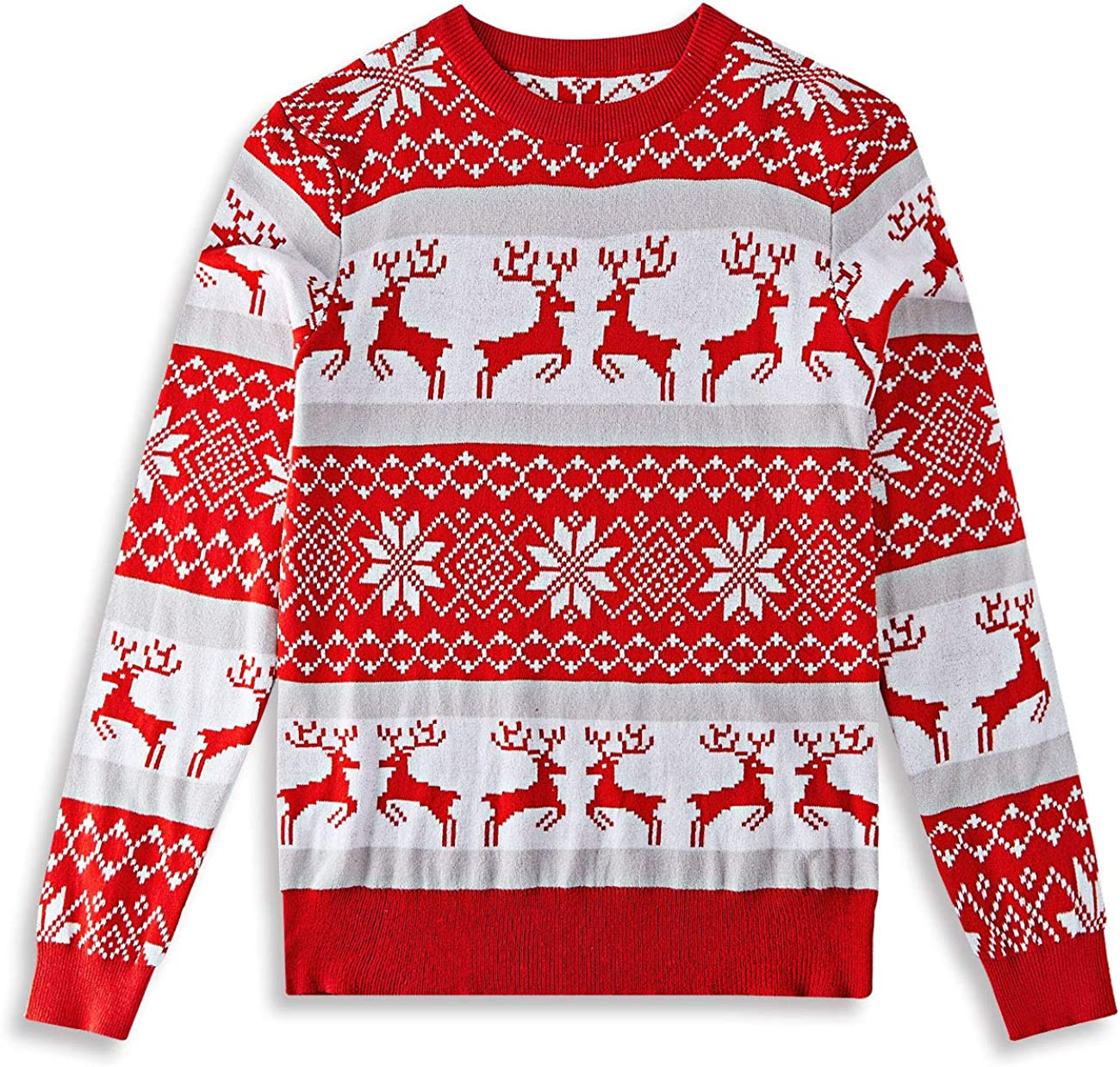 Clothing, Shoes & Jewelry Pullover Funnycokid Ugly Christmas