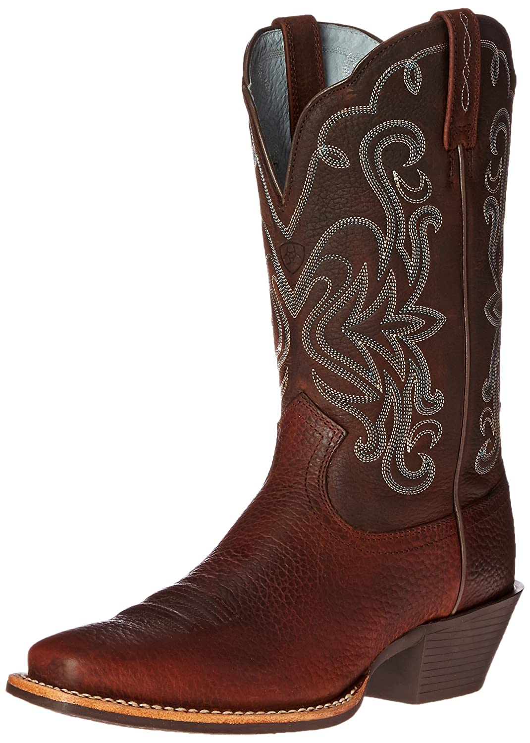 Brown Women Cowboy Boots Coltford Boots