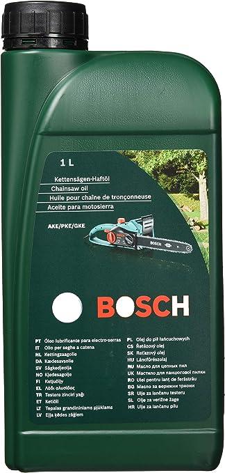Comprar Bosch Home and Garden 2607000181 Bosch Aceite Biodegradable, Verde