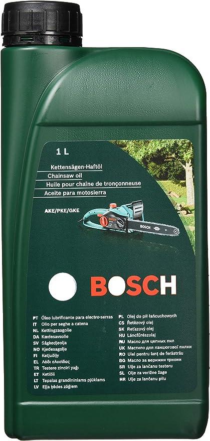 Bosch Home and Garden 2607000181 Bosch Aceite Biodegradable, Verde: Amazon.es: Bricolaje y herramientas