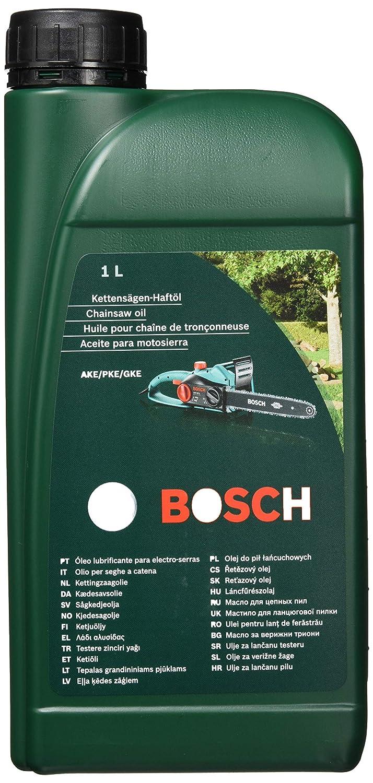 Bosch Kettensägen-Haftöl 1 Liter