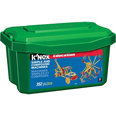 K'NEX Education Simple & Compound Machines: Toys & Games