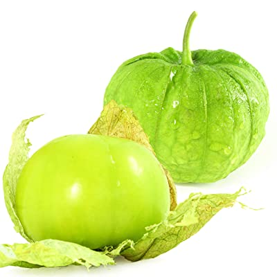 Tomatillo Seeds, Husk Tomato - 1 Gram, Approx. 350 Seeds - Non-GMO : Tomatillo Plants : Garden & Outdoor