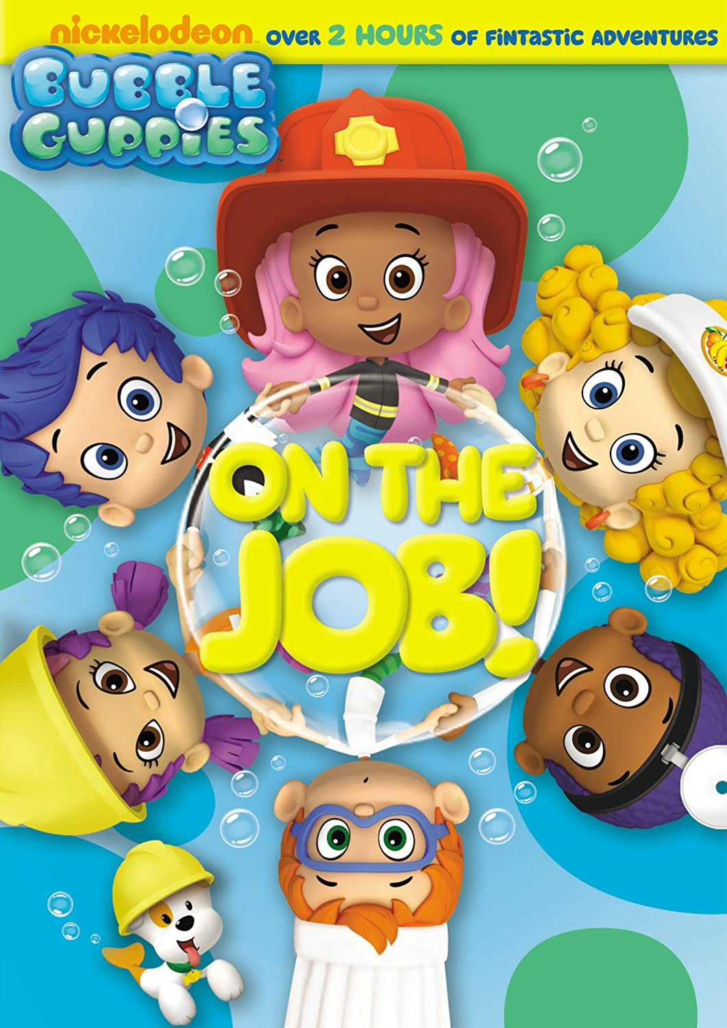 amazon com bubble guppies on the job bubble guppies movies u0026 tv