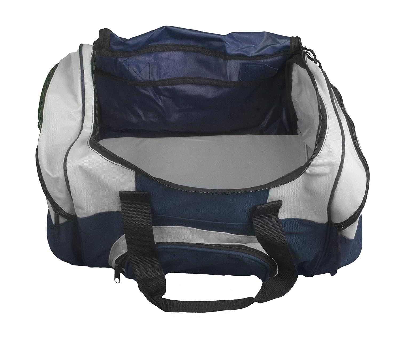 Colorblock Sport Small Duffel Bag Cheer Personalized