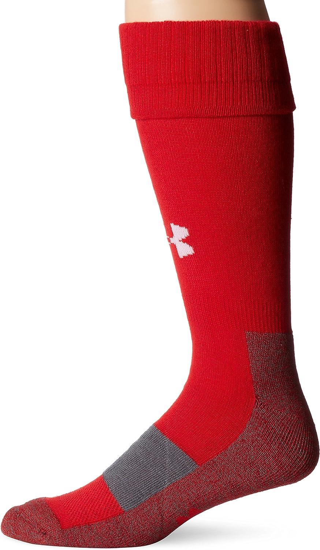 Under Armour Mens Baseball Over-the-Calf Socks 1 Pair