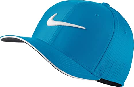 a7a1ba2f0d888 Nike Classic 99 Mesh Golf Cap 2017 Blue Fury White Anthracite Medium Large